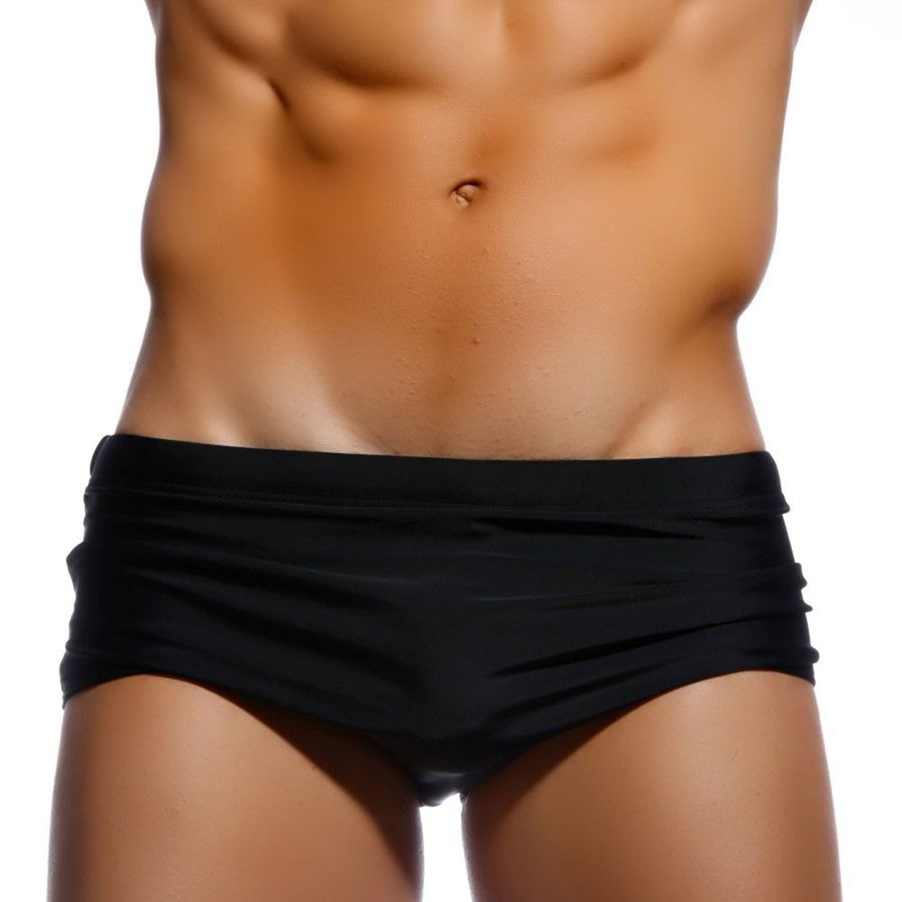 Quần bơi nam boxer brief UXH604